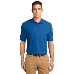 Port Authority� Silk Touch� Polo (Extended Sizes)