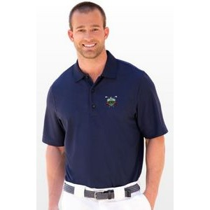 Greg Norman Play Dry® Performance Mesh Polo Shirt
