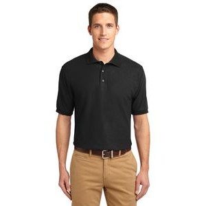 Port Authority� Silk Touch� Tall Polo Shirt