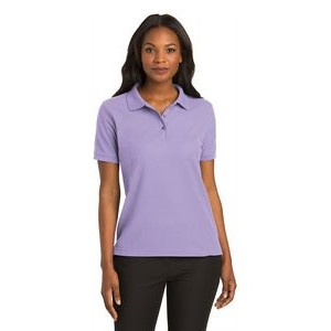 Port Authority� Ladies Silk Touch� Polo