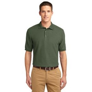 Port Authority� Men's Silk Touch� Polo